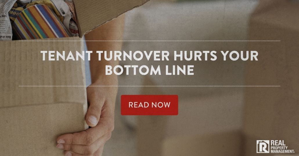 Tenant Turnover Hurts Your Bottom Line